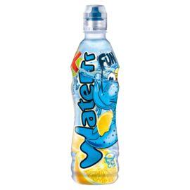 Kubu Waterrr citrom szénsavmentes üdítőital 500 ml