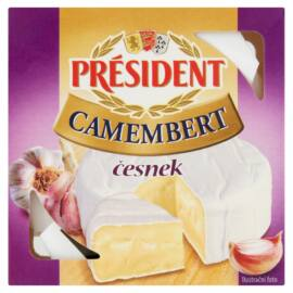 PRESIDENT FOKHAGYMAS CAMEMBERT 90GR