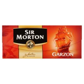 Sir Morton Garzon fekete tea keverék 20 filter 30 g