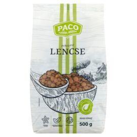 Paco étkezési, nagy szemű lencse 500 g