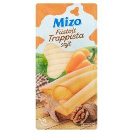 Mizo zsíros, félkemény, szeletelt, füstölt trappista sajt 125 g
