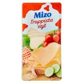 Mizo szeletelt trappista sajt 125 g