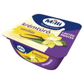 Milli laktózmentes vaníliás krémtúró 90 g