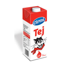 CIRMI FRISS TEJ 1L 2,8% DOBOZOS