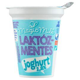 Magic Milk laktózmentes, élőflórás, zsírszegény natúr joghurt 150 g