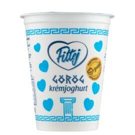 Fittej görög krémjoghurt 400 g