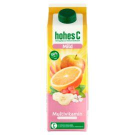 Hohes C Mild Multivitamin 100% vegyes gyümölcslé 1 l