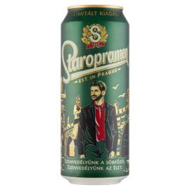 STAROPRAMEN DOB. SOR 0.5L