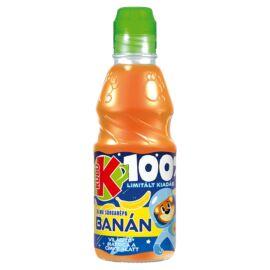 Kubu alma-sárgarépa-banán gyümölcs- és zöldséglé, hozzáadott C-vitaminnal 300 ml