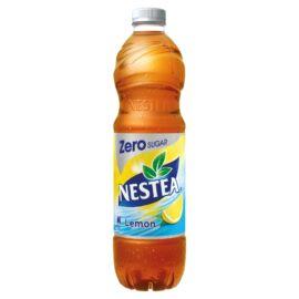 Nestea Zero citrom ízű cukormentes tea üdítőital édesítőszerekkel 1,5 l