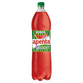 Apenta Light görögdinnye ízű enyhén szénsavas üdítőital édesítőszerekkel 1,5 l