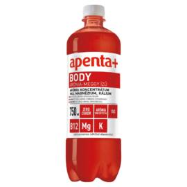 APENTA + BODY ARONIA-MEGGY 0,75L ZERO CUKOR SZENSAVMENTES