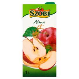 Szobi szűrt almaital cukorral és édesítőszerekkel 1 l