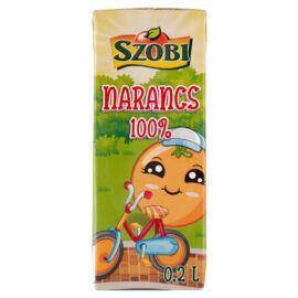Szobi 100% narancslé 0,2 l