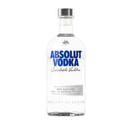 Absolut vodka 40% 0,7 l
