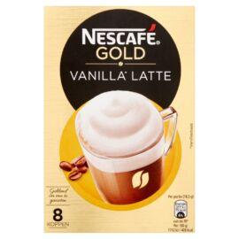 NESCAFE GOLD VANILIA LATTE 8*18,5GR CAPUCCINO