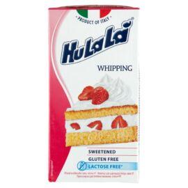 HuLaLá UHT növényi zsírokból készült cukrozott habalapanyag 500 ml