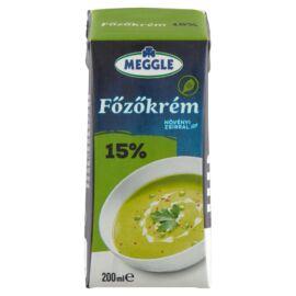 MeggleFőzőkrém növényi zsírral 15% 200 ml