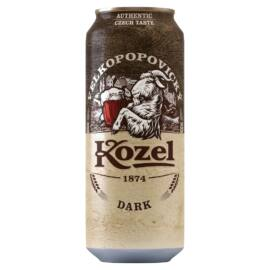 Velkopopovický Kozel Černý barna sör 3,8% 0,5 l