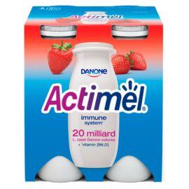 Danone Actimel eperízű joghurtital 4 x 100 g (400 g)