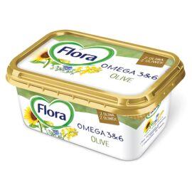 FLORA OMEGA OLIVA 400GR TEGELYES