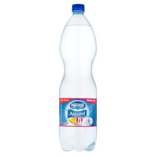 Nestlé Aquarel szénsavas természetes ásványvíz 1,5 l