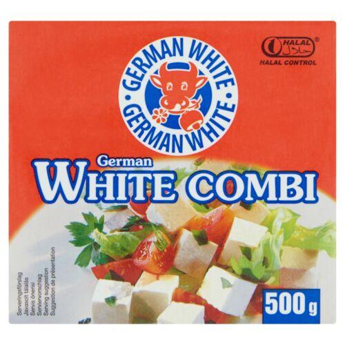 German White élelmiszerkészítmény sovány tejből, íróból és növényi zsírból 500 g
