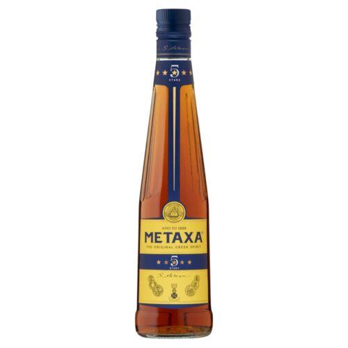 Metaxa 5* szeszesital 38% 0,5 l