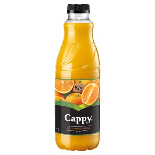 CAPPY 100% NARANCS 1L PET