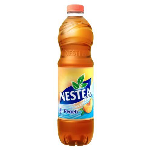 Nestea őszibarack ízű tea üdítőital, cukrokkal és édesítőszerrel 1,5 l