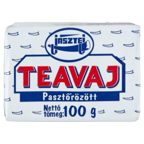 Jásztej teavaj 100 g