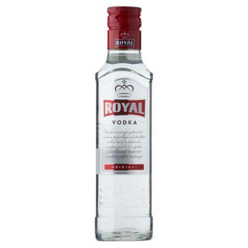 ROYAL VODKA 0.2L BOLS HUNGARY KFT.
