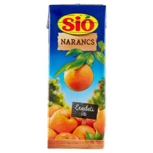 Sió narancsital 0,2 l