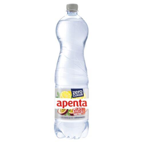 APENTA ZERO CITROM-MARAC.SZENSM.1,5L PET