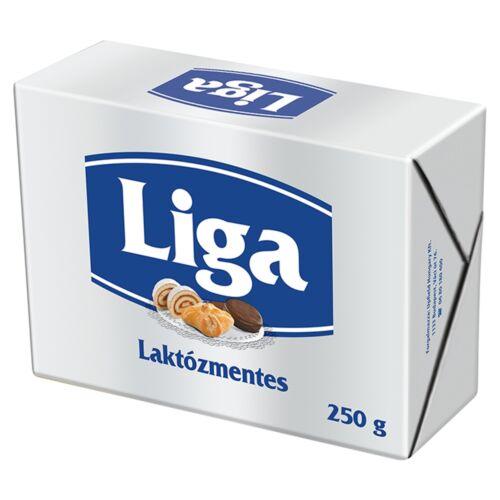 Liga laktózmentes csökkentett zsírtartalmú margarin 250 g